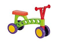 Toddler Trike Roll Fitzer Coloured