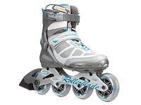 Rollerblade inline skates, excellent condition UK 6.5, 40