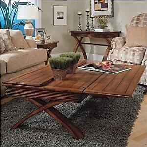 Extendabl coffee table Mid-Century Vintage Couchtisch 196