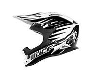 Wulf motocross helmet