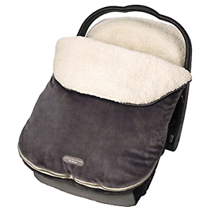 JJ Cole Bundle Me baby carseat cover - Like New!
