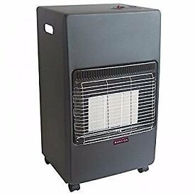 Portable Gas Heater ideal for, Patio heater or caravan Heater/Garden Heater (CHEAPEST IN THE UK)