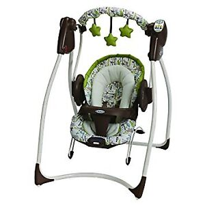 Graco easy lift off swing and soother seat