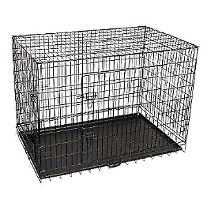 Xl wire collapsible dog kennel