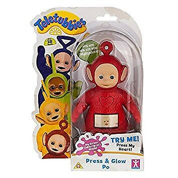 TELLYTUBBIES LIGHT UP FIGURINE also in Yellow