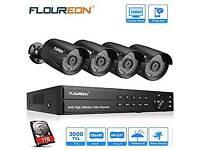 Floureon security system CCTV