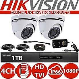 HOME CCTV CAMERA SYSTEM SUPPLIED FITTED HD