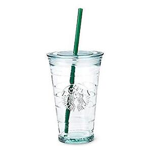 LOOKING FOR - Starbucks Glass Cold Drink Tumbler Cup 16fl oz