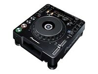 CDJ 1000 Mk2 - fully functional & excellent condition