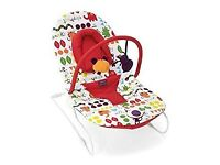 Mamas and Papas roll up bouncer
