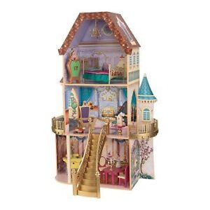Beauty and the Beast Dollhouse Castle