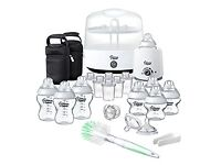 Tommee Tippee complete bottle feeding set