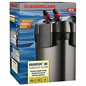 * NEW in Box *  Marineland ML90751 Magniflow Canister 360 Filter