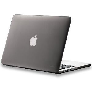"Insignia™ - Hard Shell Case for 13"" Apple® MacBook® Pro with Re"