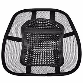 Office and Car Chair Back Support Posture Corrector Seat Sit Tight