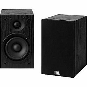 JBL Loft 30 100-Watt Bookshelf Speakers - Black