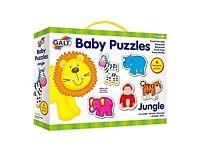 Galt Baby Puzzles - Jungle