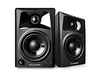 M-Audio AV32 Compact Active Desktop Monitor Speakers (Pair) for HOME STUDIOS (NEW)!!!