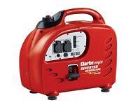 Clarke 2.2kw Inverter Generator Suitcase Quiet