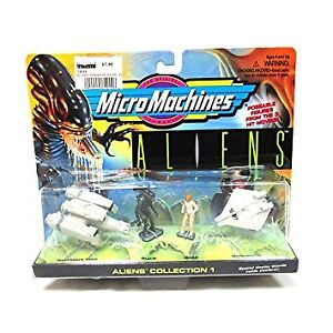Aliens Micro Machines Alien Collection #1