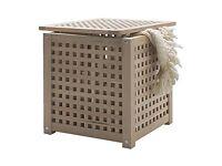 Ikea Hol laundry box