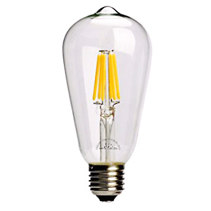 12 ampoules vintages LED