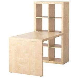 IKEA Expedit Desk - Birch $40