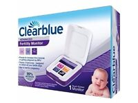 Clearblue Advanced Fertility Monitor - excellent condition