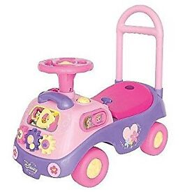 Disney princess first ride on car (brand new)