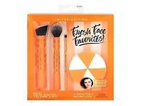 Real Technique Limited edition make up brushes brand new xmas present