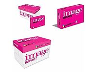A4 Paper 100 GSM Image Impact Brand 1 ream to bulk qty