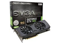 EVGA GTX 980 Superclocked 4GB ACX 2.0