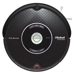 Roomba 552 pet series