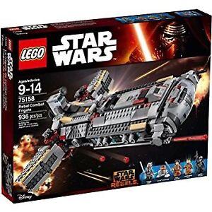 Lego Star Wars 75158 Rebel Combat Frigate (Retired) NISB