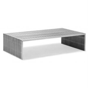 Novel Coffee Table and 2 side tables by Zuo- $1,500