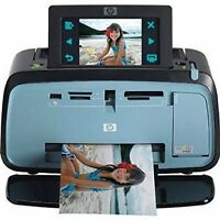 Portable photo printer HP Photosmart A626