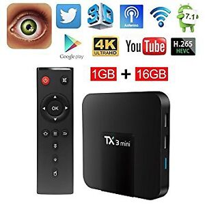 """""""Best Service Best Price on Android 7 TV Boxes"""""""