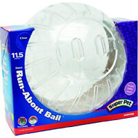 Brand New Super Pet Giant Run-About Exercise Ball, 11.5-Inches