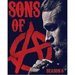 SONS OF ANARCHY SEASON 6 / BLU-RAY