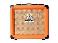 Orange Crush CR12L guitar amplifier amp
