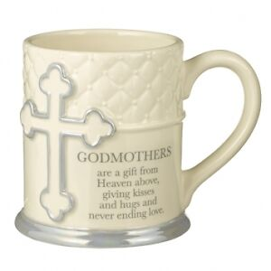 """Godfathers & Grandmothers Are A Gift..."" Mug"