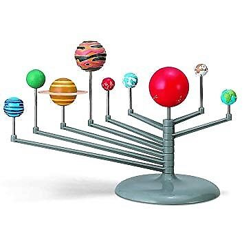 planetarium diy solar system model kit astronomy science project
