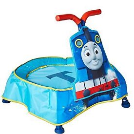Thomas and friends indoor/outdoor trampoline