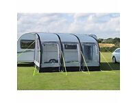 Kampa Rally Air 390 Caravan Airbeam Awning.