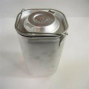 US Military Aluminum Mermite Insulated Food Container Insert USG