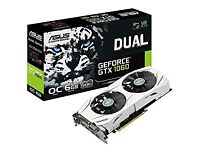ASUS NVIDIA GeForce GTX 1060 6Gb