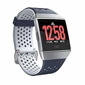 NEW! Fitbit Ionic- Adidas special edition grey