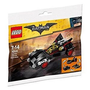 Lego The  Batman Movie The Mini Ultimate Batmobile