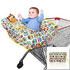 Complete Shopping Cart Cover for Babies