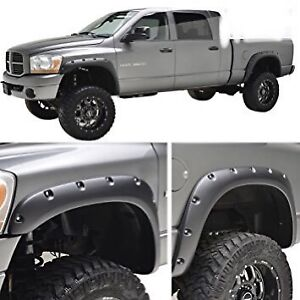 2002-2009 Dodge Ram bolt on style fender flares BRAND NEW